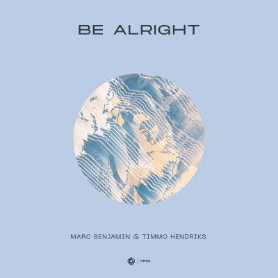 Marc Benjamin_Be Alright_Cover_LQ 1500x1500