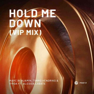 Marc Benjamin Hold Me Down VIP Mix