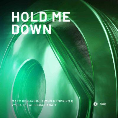 PR267_Hold Me Down_Cover_LQ