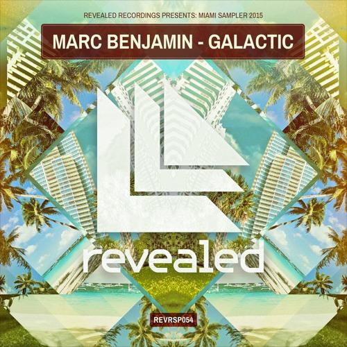 Marc Benjamin - Galactic